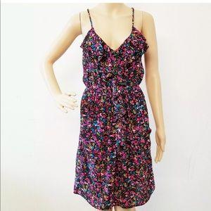 Rebecca Taylor Silk Dress - Pockets
